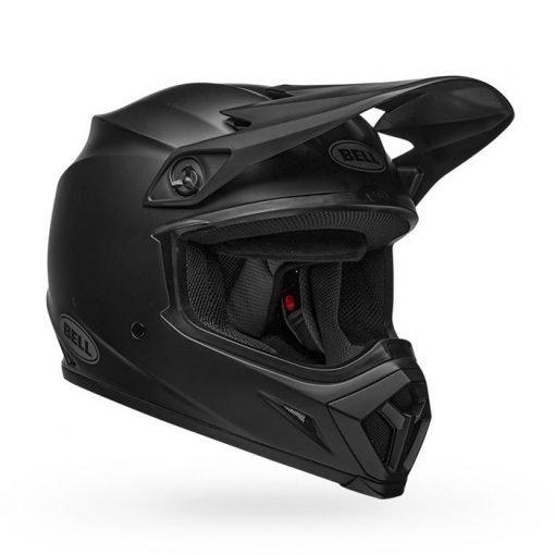 casco-helmet-motocross-bell-mx-9-matte-black-nero-opaco