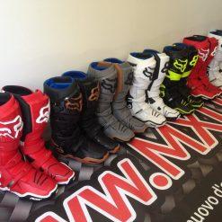 stivali_motocross_enduro_fox_instinct_usati_usato_garantito_used_boots_mx_stiefel_сапоги_sapogi