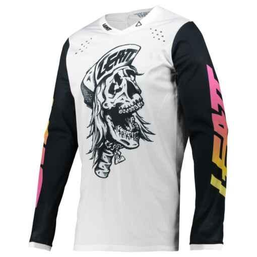 leatt-maglia-motocross-4-5-lite-white-skull