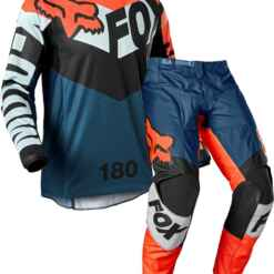 fox-180-2022-trice-motocross-gear-grey-orange-completo-mx